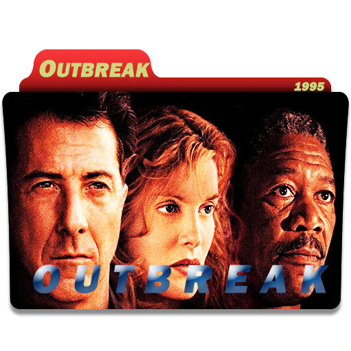 Outbreak 1995 Folder Icon Movies By Atakur On Deviantart