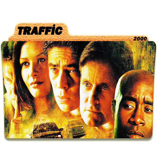 Traffic 2000 Folder Icon Movies By Atakur On Deviantart