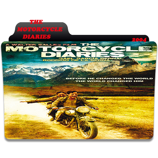 The Motorcycle Diaries Folder Icon By Atakur