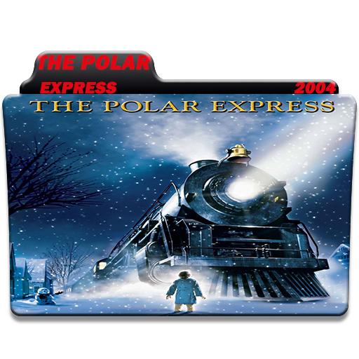 The Polar Express 2004 Folder Icon By Atakur On Deviantart
