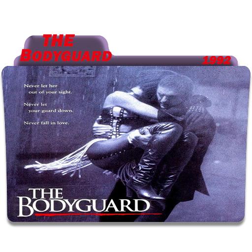 The Bodyguard 1992 Folder Icon By Atakur On Deviantart