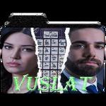 vuslat folder icon tv series turkis