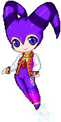 Chibi NiGHTS doll by Tiger-aka-Tila-
