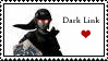 Dark Link Stamp by SinisterBabe