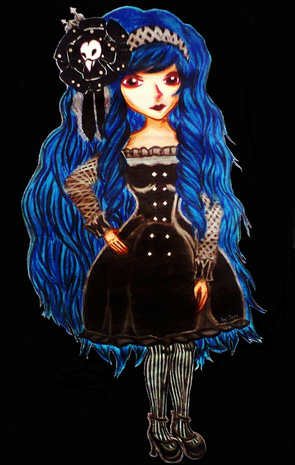 Lolita Fashion by MystiqueEnchantress