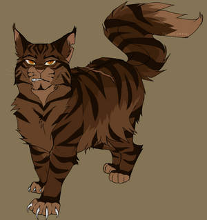 Tigerstar by th1stlew1ng