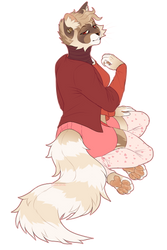 Pretty Bab by th1stlew1ng
