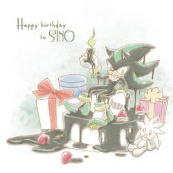 Happy birthday to SINO by irregular2012