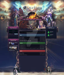 Destiny LastChaos Interface