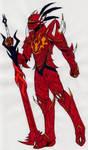 gilded Dragon armor