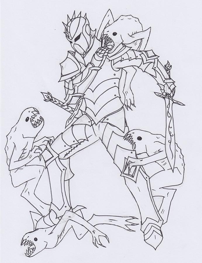 Three legged pests by Nimrohd
