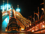 Space Mountain - Paris by fluffygrimace