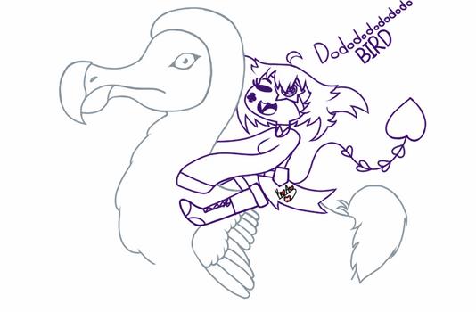 Dodo Bird lol