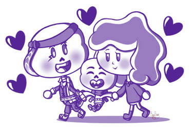 Little Family lol (Gift)