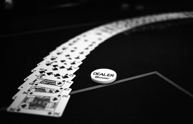 Poker by JamesBardolph