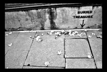 Buried Treasure by JamesBardolph