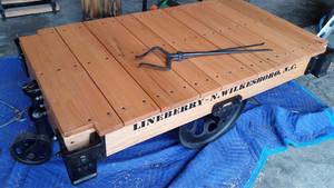 lineberry cart