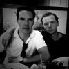 Benedict Cumberbatch and Simon Pegg Avatar by Jiorjiina