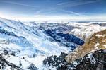 Mont Blanc valley