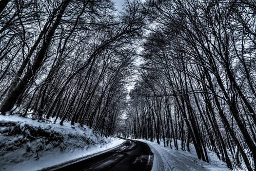 Highway to (frozen) hell