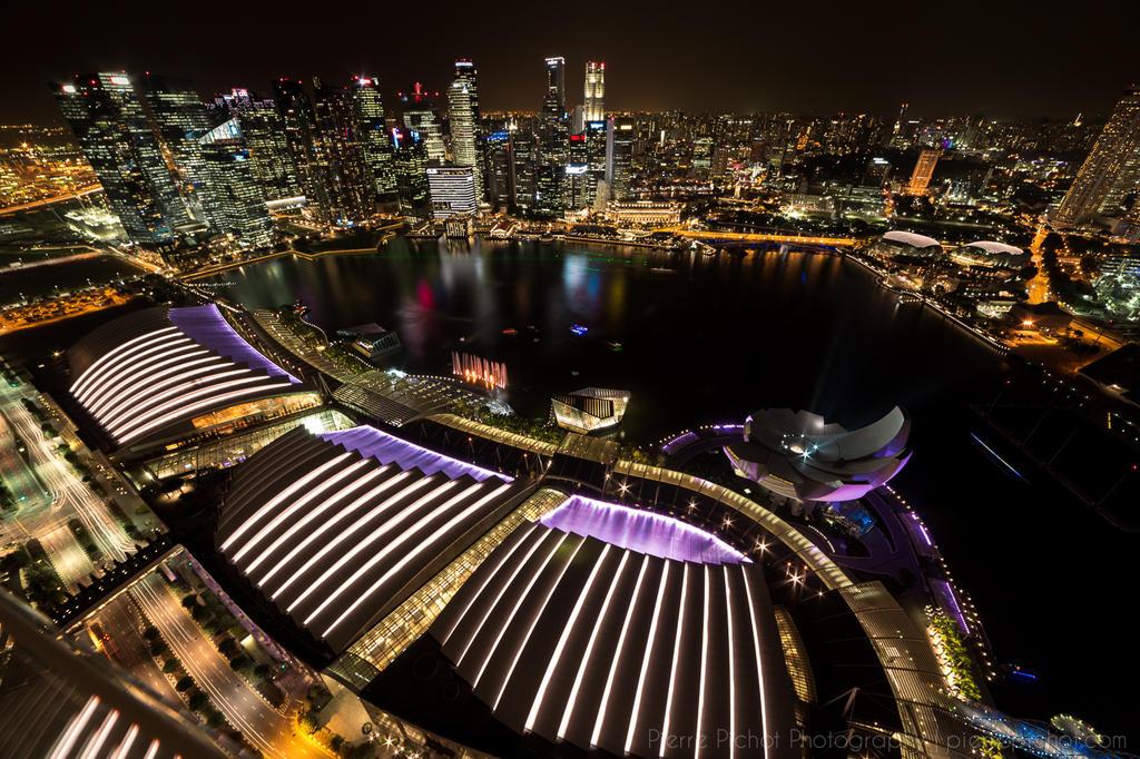 Singapore - Marina Bay by Reiep