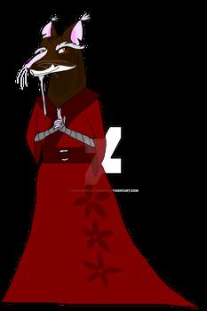 Master Splinter (REDRAW)