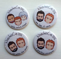 WrenchersCon group buttons