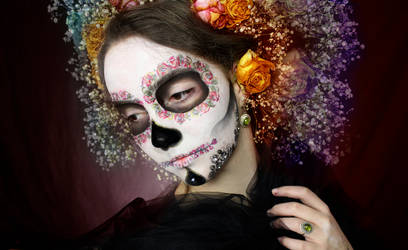 Day of the Dead by KlairedeLys
