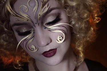 Leo Masquerade by KlairedeLys