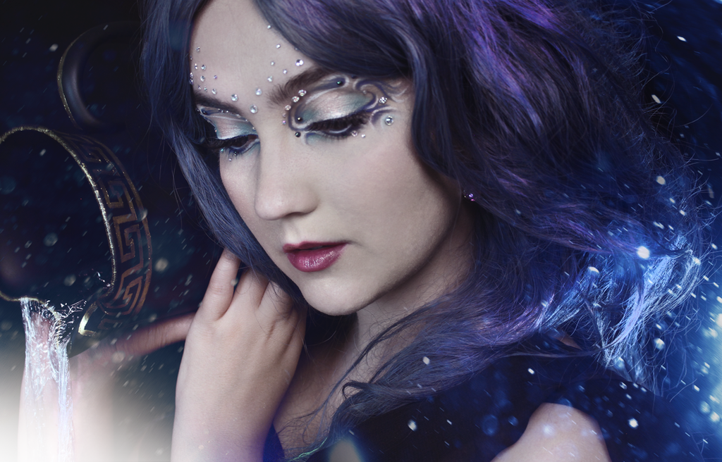 Aquarius Zodiac by KlairedeLys