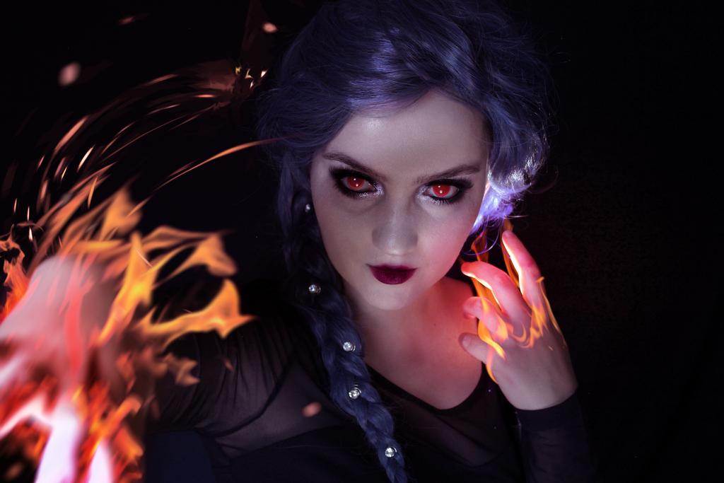 Let it Burn by KlairedeLys