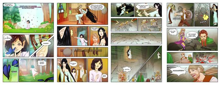 My Comic Book Series!