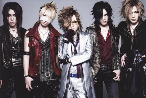 The GazettE HYENA by ScarletAkatsuki