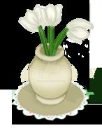 Flowervase1 by LyraBlackArt