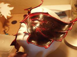 butterfly mask by littlelazydragon