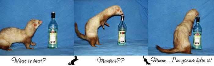Martini meets Martini by Panda-kiddie