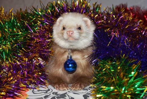 I'm ready to meet Christmas!