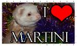 I love Martini [stamp] by Panda-kiddie