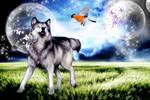 Free like the wind by Panda-kiddie