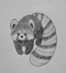 Fluffy Tail by Panda-kiddie