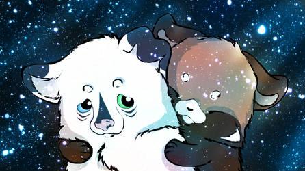 Comforting you by Panda-kiddie