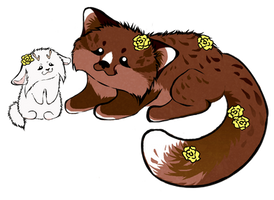 Fluffy Soul Mates
