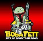 Boba Fett free vector