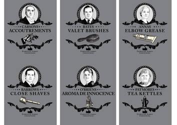 Downton Abbey Industries by Johnny-Sputnik