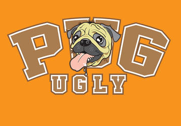 Pug Ugly T-Shirt