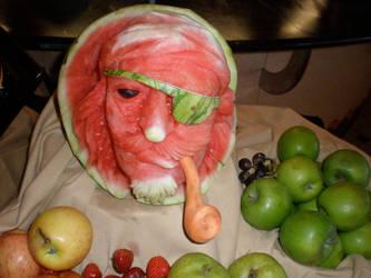 Pirate Melon by Macropus-Rufus