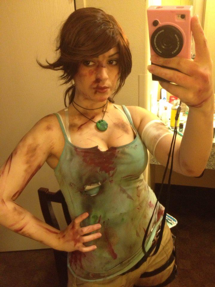 Lara Croft Teaser by Shame-Vacuum