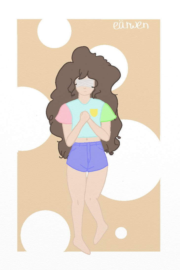 Earwen's summer outfit by EarwenMiko