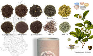 Tea Lover's Wallpaper