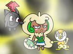 Winola the Whimsicott...so fluffy...